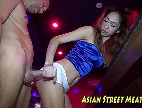 Anal Thai Lovely Buggered On Billiard Board