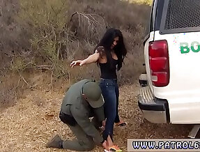French teen Stunning Mexican floozie Alejandra Leon tries to