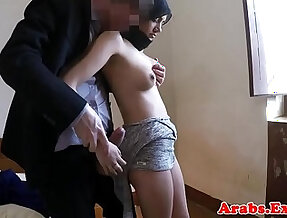 Stunning babe drilled by big cock