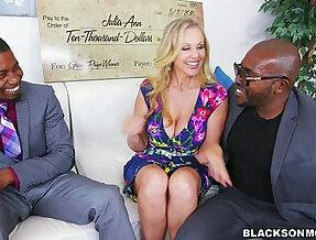 Black long hard cock lover julia ann