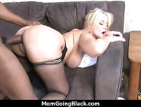 Mature Mom barely takes Cock 20