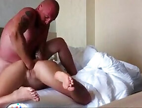 painful fisting on the bed