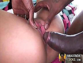 InterracialSex With Amateur And BigBlackCock