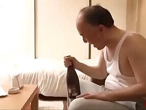 Old Man Fucks Young amateur Girl Next Door Neighbor Japan Asian