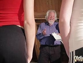 407 redtube old man  porn videos