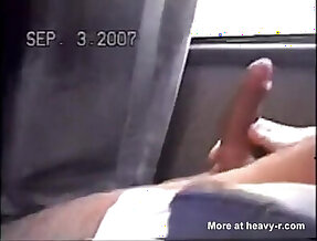 Pervert Wanking In Public Fully Nude on Train