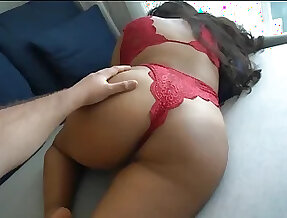 stepmom loves in a little while I sneak come by her ground nearly wake her up