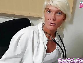 Skinny german safe keeping seduced pov creampie