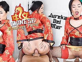 CzechVR 192 Chinese Massage Parlor