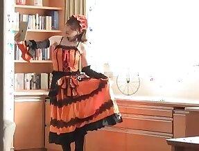 Horny solitary Japanese girl Fukada Eimi enjoys bringing off adjacent to toys