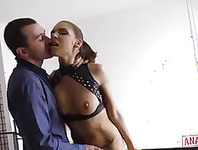Henessy Maid To Be An Anal Strumpet