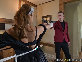 HD▶️ video The French Secret Service has sent in their most seasoned spy, Liza Del Sierra, posing as a maid to infiltrate Danny D's mansion - PornHat