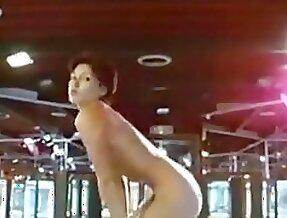 Mirror Peep Show Dance